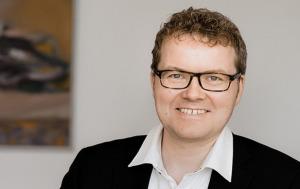 Statssekretær Bjørgulv Vinje Borgundvaag i Kulturdepartementet