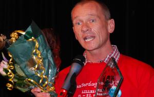 Espen Kvark Kvernberg ble styreleder - og nå har styret også funnet en løsning på nestlederfunksjonen.