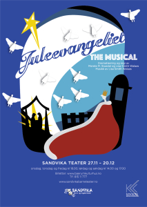 Juleevangeliet- The Musical 2015