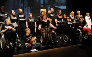 Bilde 2 - Spranget Teater Foto - Knut Storvik - GD