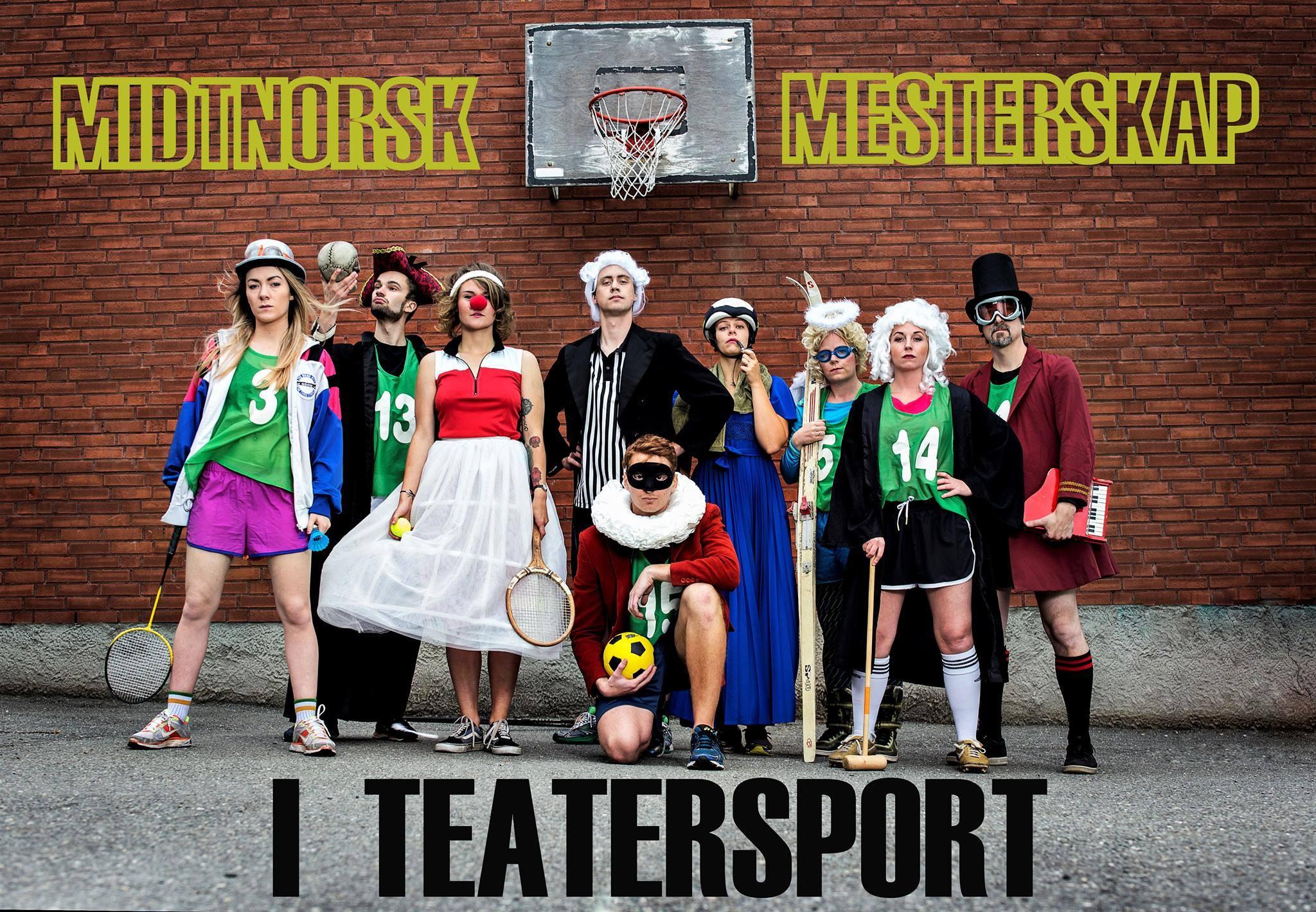 Midtnorsk Mesterskap i Teatersport™