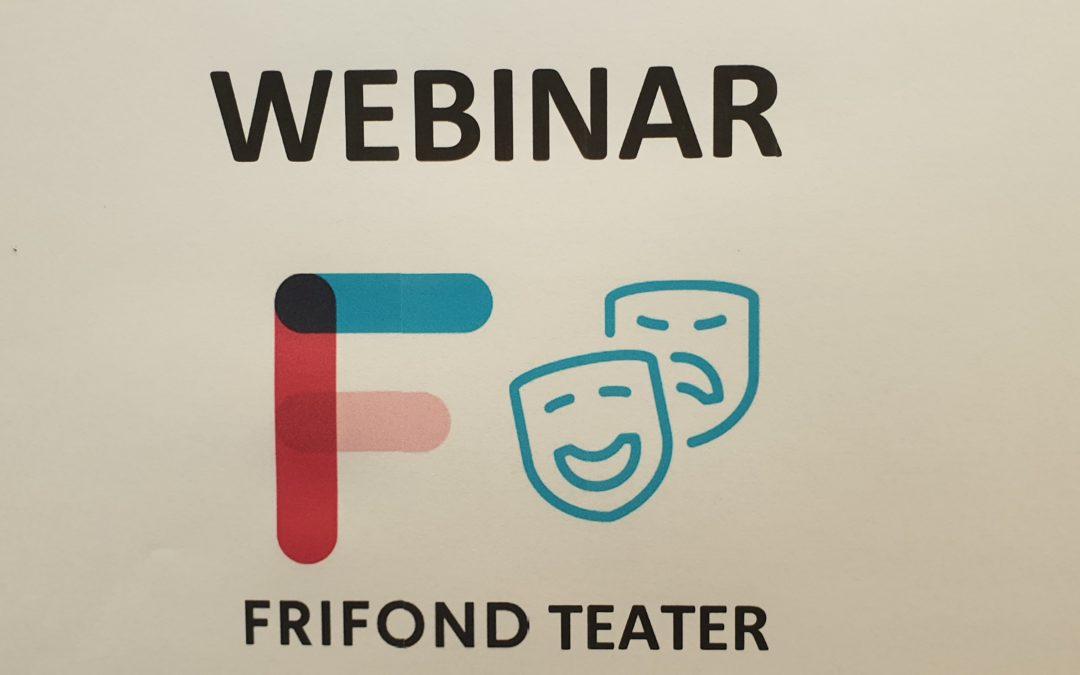 Hvorfor Frifond TEATER?