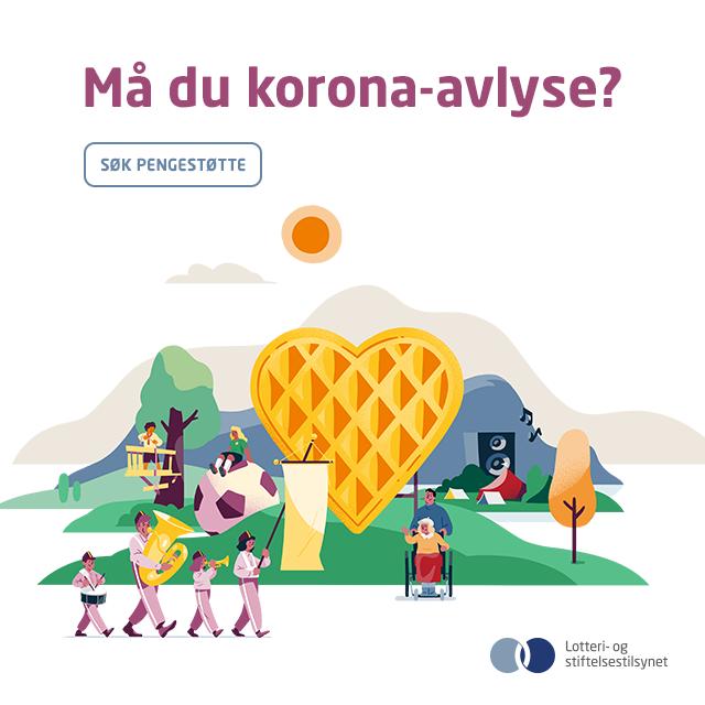 Søknadsportalen for idrett, kultur og frivillighet åpner 14. april