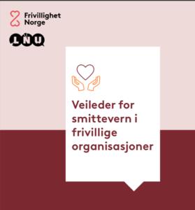 Veileder: Smittevern i frivillige organisasjoner