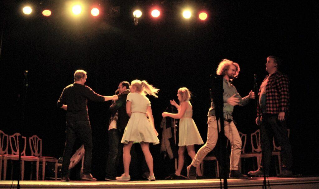 Nord-Norge mobiliserer til NM i teatersport