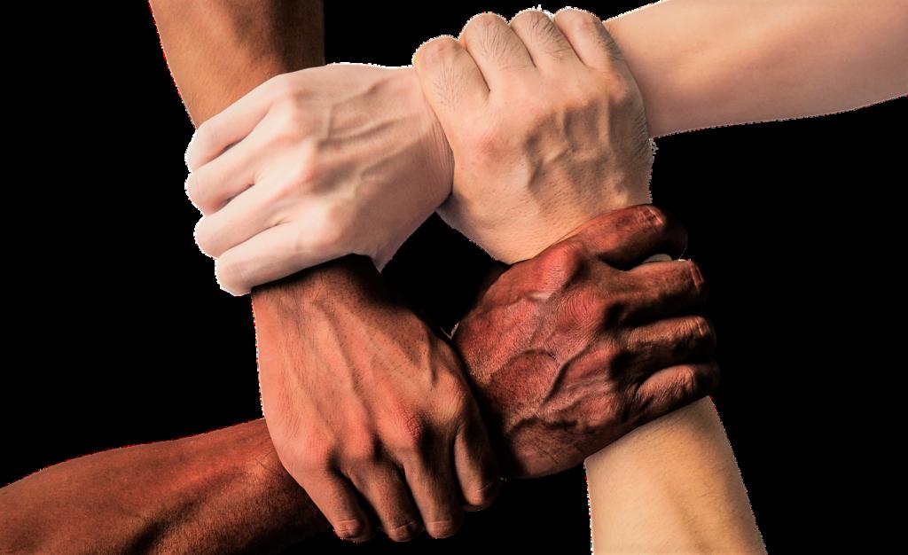 -Organisasjons-samarbeid en forutsetning